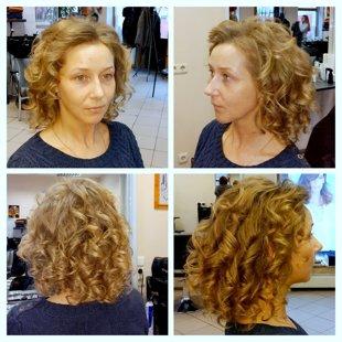 meistare Sandra     -     vakara frizūra